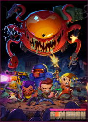 Enter The Gungeon: Collector's Edition [v 2.1.3 + DLC] (2016) PC | Лицензия