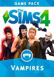 The Sims 4 Вампиры (2017)