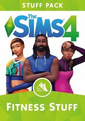 The Sims 4 Фитнес (2017)