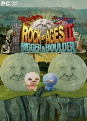 Rock of Ages 2: Bigger & Boulder [v 1.02 + 2 DLC] (2017) PC | RePack от qoob