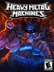 Heavy Metal Machines [b.0.0.0.501] (2017) PC | Online-only