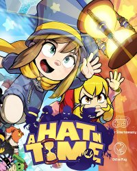 A Hat in Time (2017) PC | RePack от SpaceX