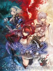 Nights of Azure 2: Bride of the New Moon (2017) PC | RePack от FitGirl