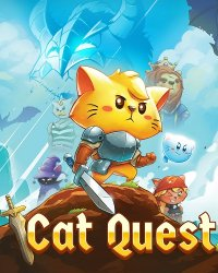 Cat Quest (2017) PC | Пиратка