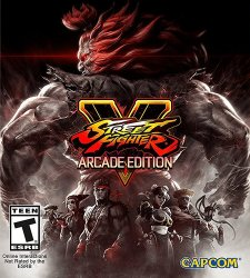 Street Fighter V: Arcade Edition [v 4.070 + DLCs] (2016) PC | RePack от xatab