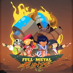 Full Metal Furies (2018) PC | Лицензия