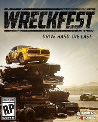 Wreckfest - Complete Edition [v 1.275315 + DLCs] (2018) PC | RePack от xatab
