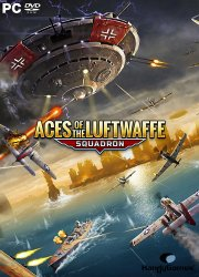 Aces of the Luftwaffe - Squadron (2018) PC | Лицензия