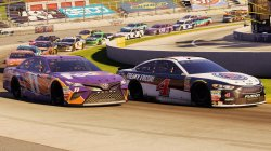NASCAR Heat 3 [Update 4 + DLCs] (2018) PC | Лицензия