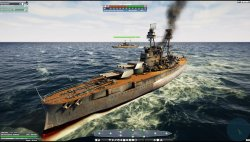 Victory At Sea Pacific [v 1.7.2] (2018) PC | RePack от xatab