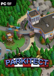 Parkitect [v 1.7j + DLCs] (2018) PC | Лицензия