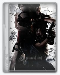 Resident Evil 4 / Biohazard 4 - HD Project (2018) PC | Repack от West4it