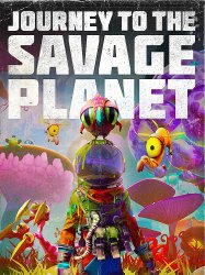 Journey to the Savage Planet [v 53043 + DLC] (2020) PC | Repack от xatab