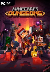 Minecraft Dungeons [v 1.4.3.0 + DLCs] (2020) PC | Пиратка