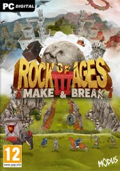 Rock of Ages 3: Make & Break [v 1.04 build 95181] (2020) PC | RePack от xatab