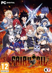FAIRY TAIL - Deluxe Edition [v 1.06 + DLCs] (2020) PC | Лицензия