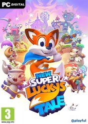 New Super Lucky's Tale (2020) PC | Лицензия