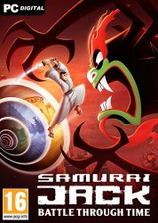 Samurai Jack: Battle Through Time (2020) PC | Лицензия