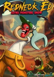 Redneck Ed: Astro Monsters Show (2020) PC | Лицензия