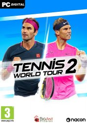 Tennis World Tour 2 (2020) PC | Лицензия
