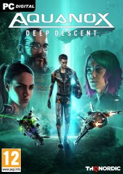 Aquanox Deep Descent (2020) PC | Лицензия