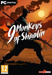 9 Monkeys of Shaolin (2020) PC | Лицензия