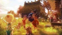 Sakuna: Of Rice and Ruin (2020) PC   Лицензия
