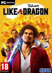 Yakuza: Like a Dragon - Legendary Hero Edition (2020) PC | Лицензия
