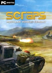 Scraps: Modular Vehicle Combat (2020) PC | Лицензия