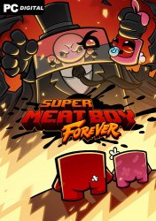 Super Meat Boy Forever (2020) PC | Лицензия