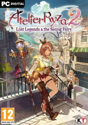 Atelier Ryza 2: Lost Legends & the Secret Fairy (2021) PC | Лицензия