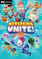 Citizens Unite!: Earth x Space (2021) PC | Лицензия