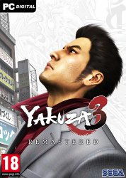 Yakuza 3 Remastered (2021) PC | Лицензия