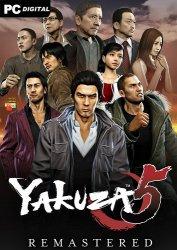 Yakuza 5 Remastered (2021) PC | Лицензия