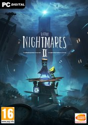 Little Nightmares 2: Deluxe Edition [v 5.67 + DLCs] (2021) PC | RePack от xatab