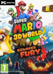 Super Mario 3D World + Bowser's Fury на пк [v 1.1.0 + Yuzu Emu для PC] (2021) PC | RePack от FitGirl