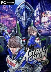 Astral Chain на пк [v 1.0.1 + Yuzu Emu для PC] (2019) PC | RePack от FitGirl