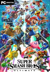 Super Smash Bros. Ultimate на пк [v 11.0.0 + DLCs + Yuzu Emu для PC] (2018) PC | RePack от FitGirl
