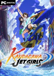 Kandagawa Jet Girls [v 1.02 + DLCs] (2020) PC | Лицензия