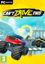 Can't Drive This (2021) PC | Лицензия