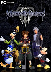 KINGDOM HEARTS 3 and Re Mind на пк (2021) PC | Лицензия