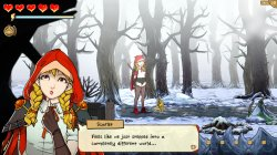 Scarlet Hood and the Wicked Wood (2021) PC | Лицензия