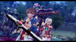 The Legend of Heroes: Trails of Cold Steel IV (2021) PC | Лицензия