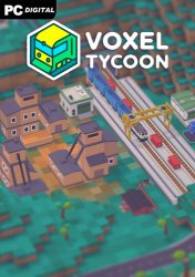 Voxel Tycoon (2021) PC | Early Access