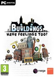 Buildings Have Feelings Too! (2021) PC | Лицензия