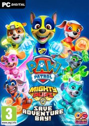 PAW Patrol Mighty Pups Save Adventure Bay (2020) PC | Лицензия