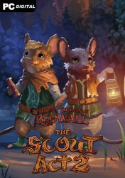 The Lost Legends of Redwall: The Scout Act II (2021) PC | Лицензия