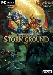 Warhammer Age of Sigmar: Storm Ground (2021) PC | Лицензия