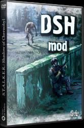 Сталкер DSH mod (2021) PC | RePack от SEREGA-LUS