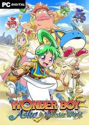 Wonder Boy: Asha in Monster World (2021) PC | Лицензия